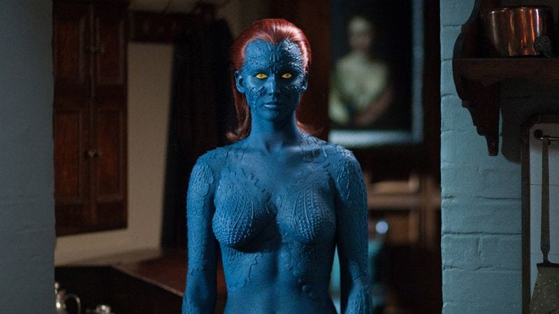 Illustration for article titled Mystique could be the next X-Men character to get a spinoff
