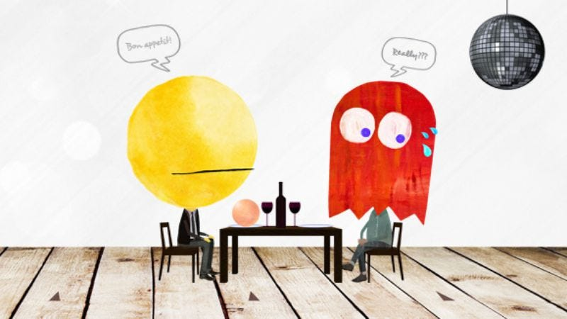 Illustration for article titled Pac-Man is getting his own restaurant in Chicago