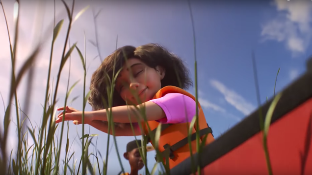 Watch This New Short Film About a Non-Verbal Girl With Autism on Disney+