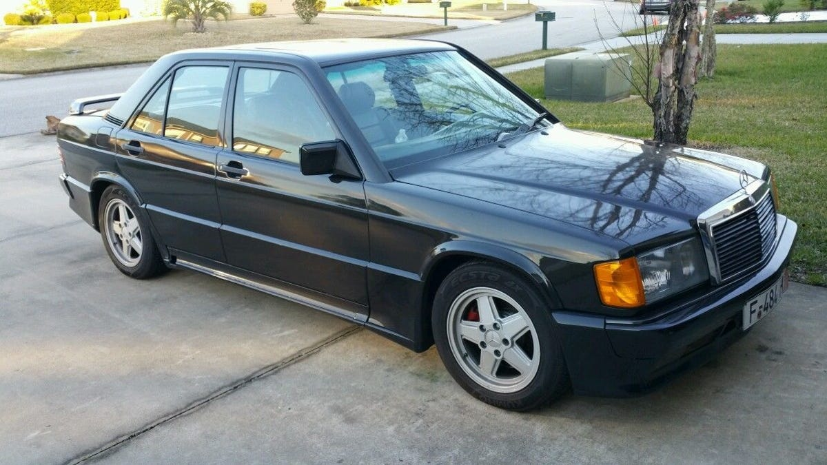 Here Are Ten Of The Best \'80s Cars On eBay For Less Than $8,000