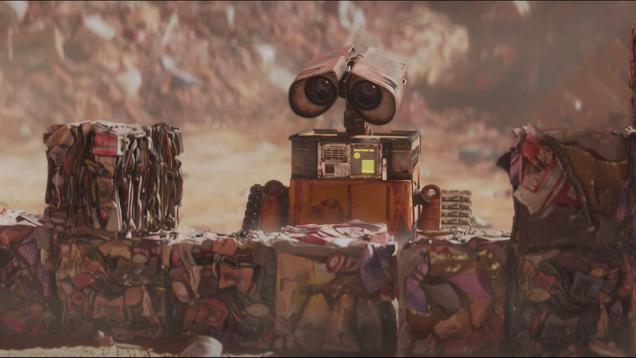 Wall-E Tried To Warn Us