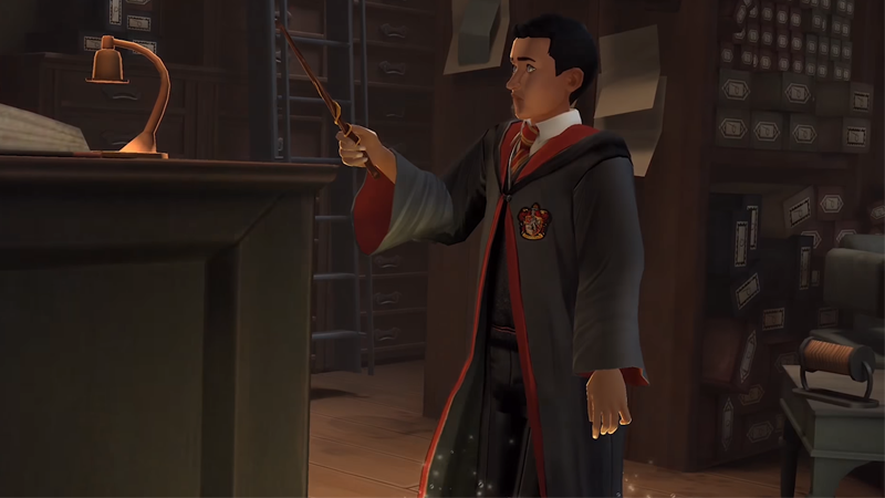 A New Harry Potter Game Wants to Explore Life at Hogwarts
