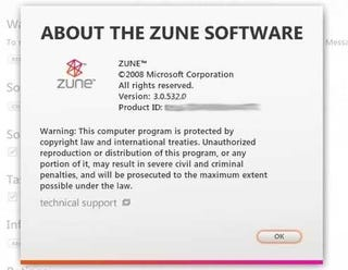 Illustration for article titled Zune 3.0 Software Update Out Now