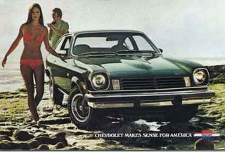 Illustration for article titled What If The Chevy Vega Had Been A Good Car?