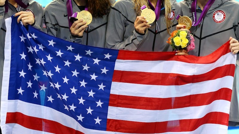 Illustration for article titled NBCmetrics: China Got 16 Fewer Olympic Medals Than The United States, And 1,594 Fewer Mentions In Primetime