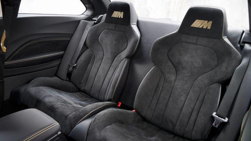 Illustration for article titled We Deserve Better Back Seats
