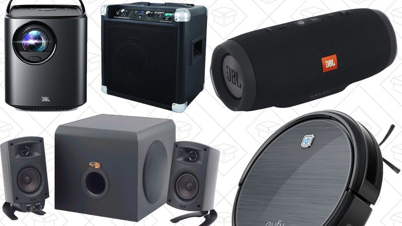 eBay's Taking 20% Off Already-Discounted Gear From Anker, JBL