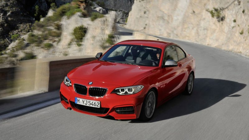 Illustration for article titled 2014 BMW M235i: This Is All Of It
