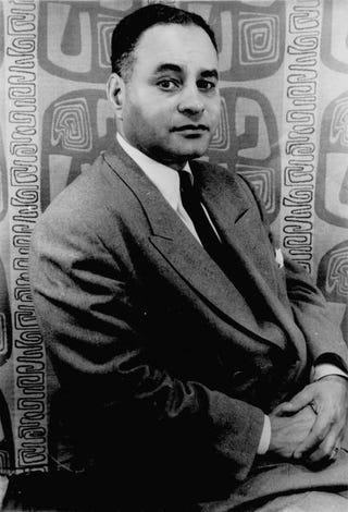 Ralph Bunche in 1951Wikimedia Commons