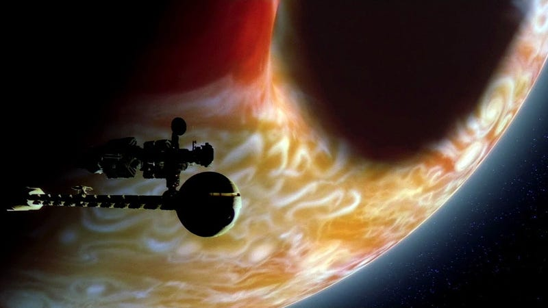 In the 1984 film 2010: The Year We Make Contact, aliens turn Jupiter into a mini-star.