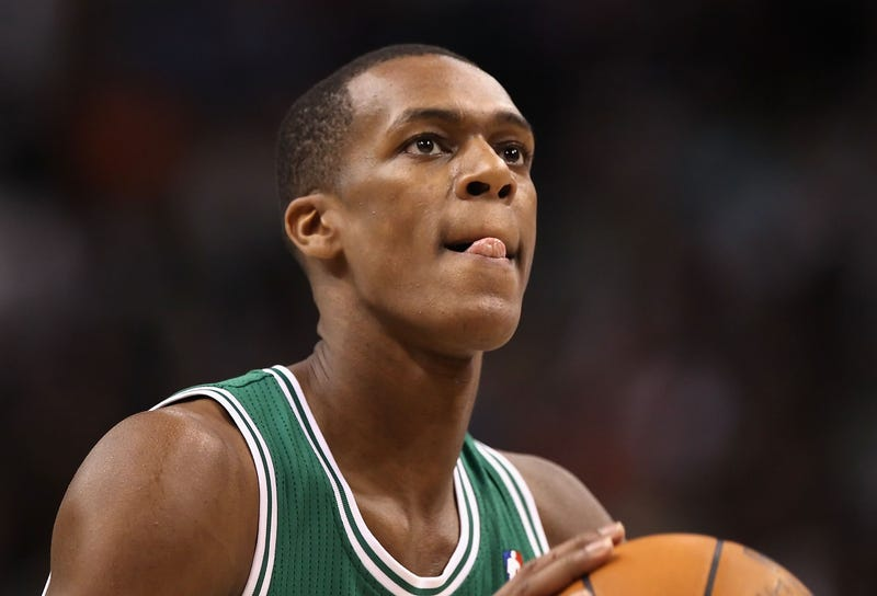Illustration for article titled Rajon Rondo's Free Throw Shooting Is Historically Awful So Far