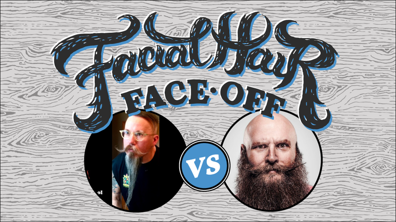 Illustration for article titled Your Finalists are Ready for Battle: May the Best Beard Win