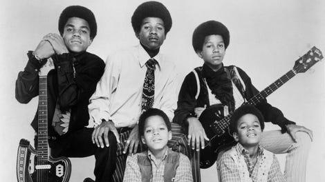 Jackson 5 Christmas.Jackson Family Patriarch Joe Jackson Dies At 89