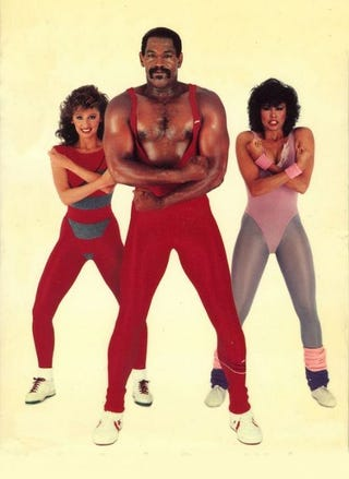 Illustration for article titled Bubba Smith: Jazzercise