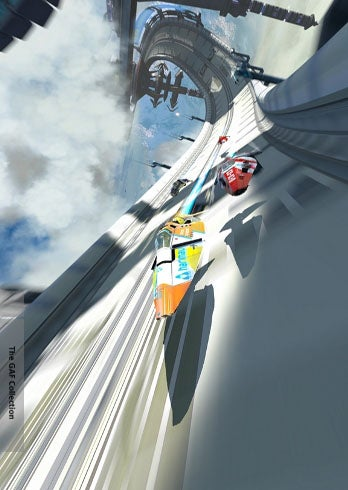 Illustration for article titled The Agency Group: Wipeout XL