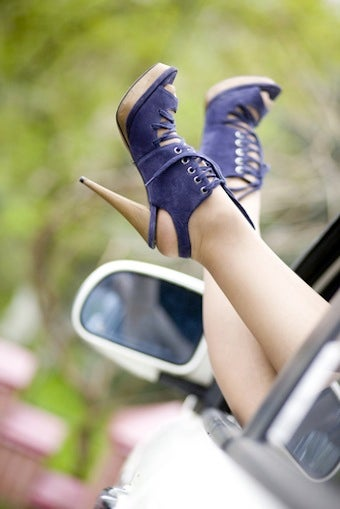 Illustration for article titled Woman Ticketed For Using Sex Toy While Driving