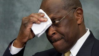 Illustration for article titled Third Woman & Two Witnesses Accuse Herman Cain Of Sexual Harassment