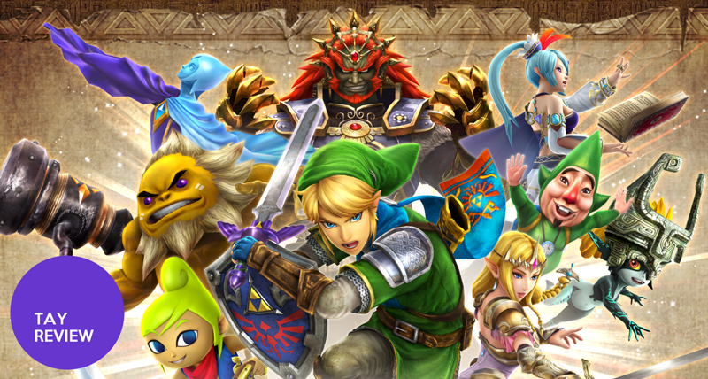 Illustration for article titled Hyrule Warriors Legends: The TAY Review