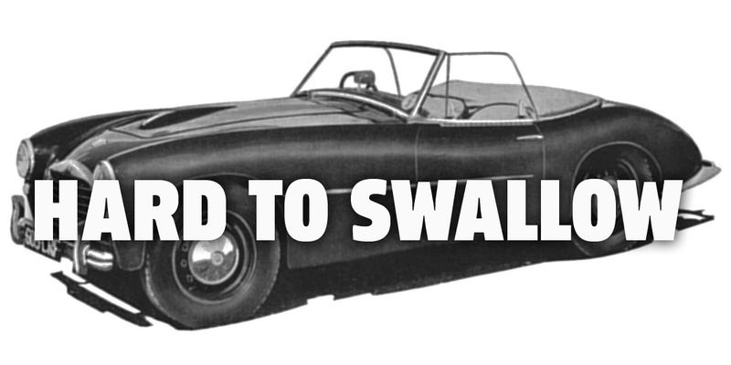 Illustration for article titled That Time Jaguar Founder Sir William Lyons Pressured a Company Out of the Car Business