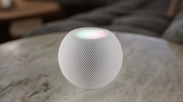 The HomePod Mini Is Here and Hey, It s Real Small and Round!