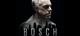 "Illustration for article titled The Next L.A. TV Series, ""Bosch,"" Will Be an Amazon Original"