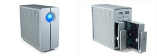 Illustration for article titled LaCie Unveils 2big Disks at 2TB Each