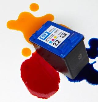 Illustration for article titled What's Inside Inkjet Cartridges?