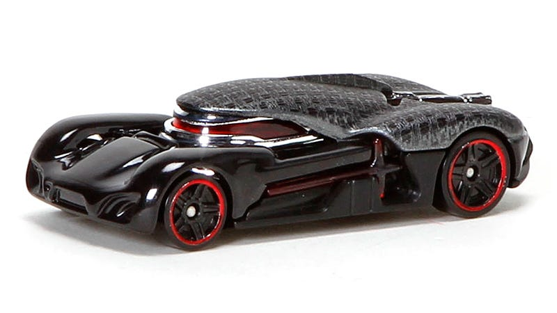 kylo rens hot wheels car is cooler than his spaceship
