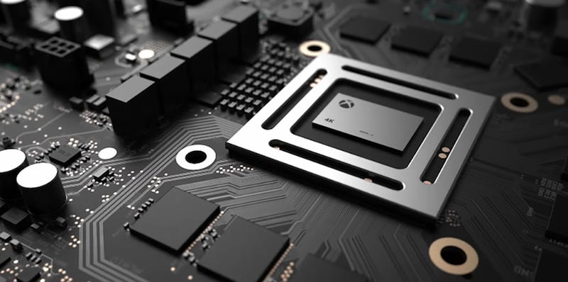 Illustration for article titled Project Scorpio's Beefy Specs Won't Be Enough