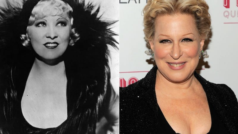 Illustration for article titled Bette Midler Is Your New Mae West