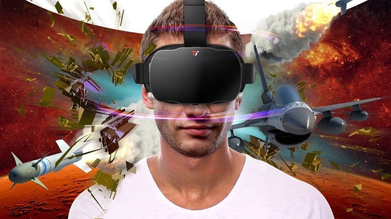 TaoTronics VR Headset, $10 with code VDJJ6HNS