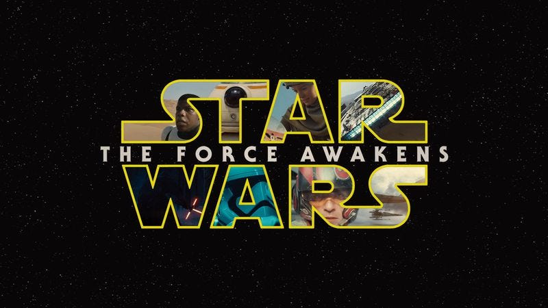 Illustration for article titled Read This: The real Force Awakens money is in the merchandise
