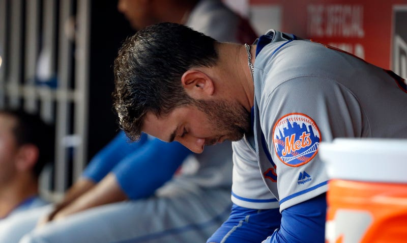 Illustration for article titled The Knives Are Out For Matt Harvey