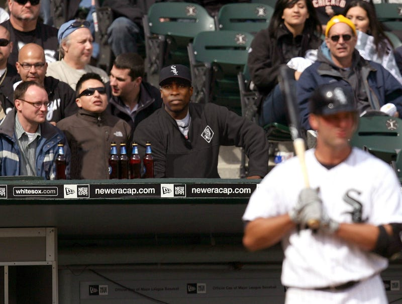 Illustration for article titled Alfonso Soriano Spotted At White Sox Game After Calling In Sick To Work