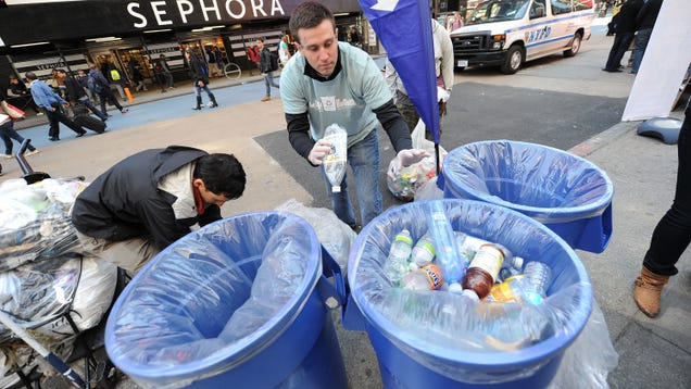 Find Out How Your Curbside Recycling Program Is Changing