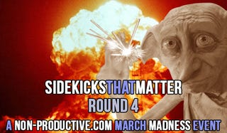 Illustration for article titled #SidekicksThatMatter #MarchMadess – Round Four!