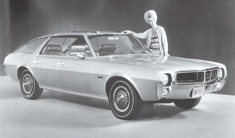 The SportWagen we could have had, AMX III.