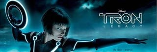 Illustration for article titled Tron Legacy Billboard Gallery