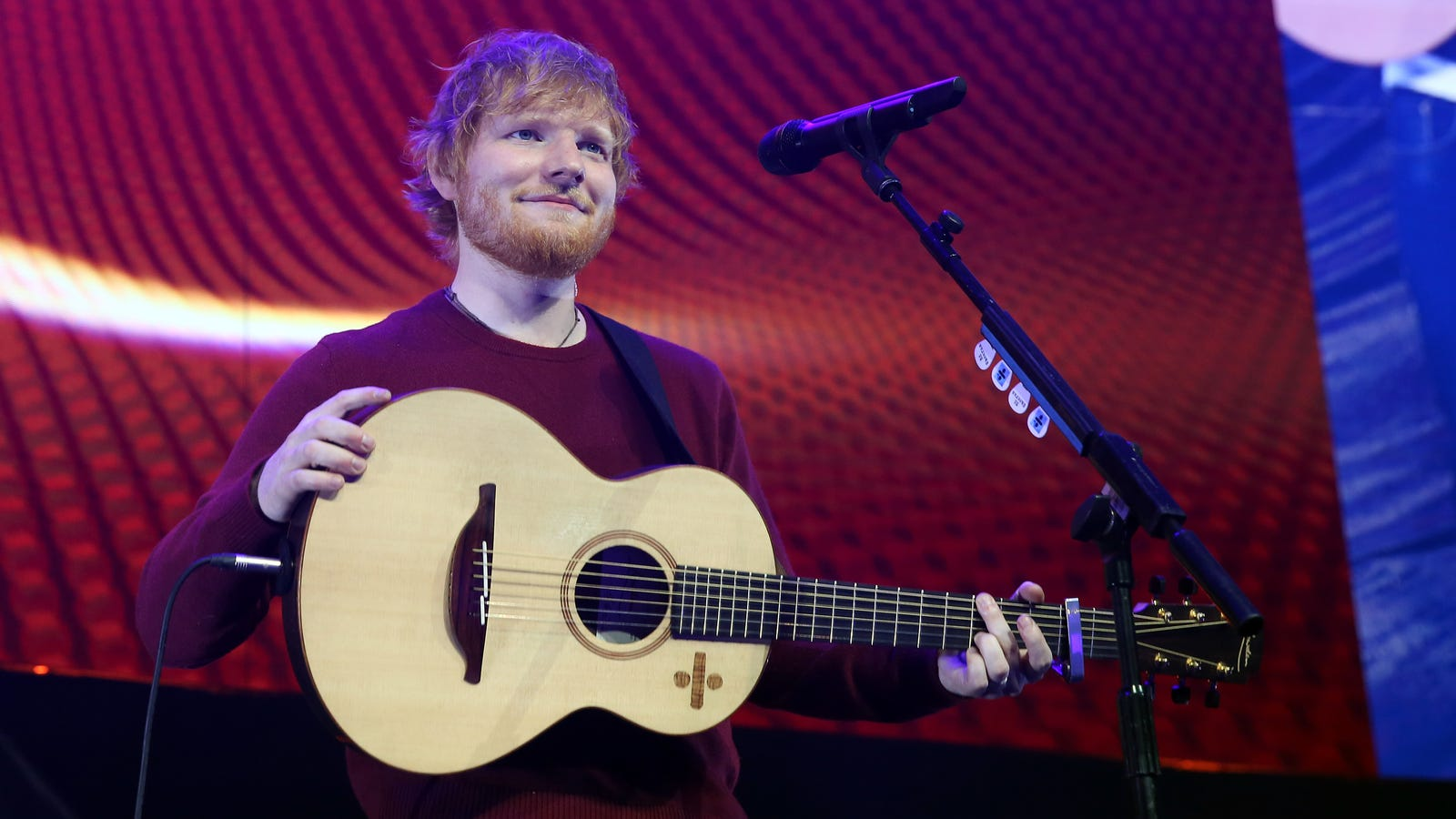 It's Rumor Time: Ed Sheeran may get to cameo in Star Wars now, too