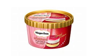 Illustration for article titled Häagen-Dazs Wine Ice Cream Won't Get You Drunk