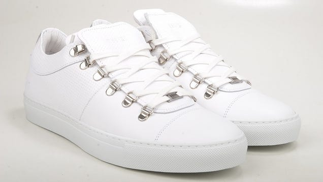 Keep White Sneakers White With All-Purpose Cleaner and Regular Cleanings