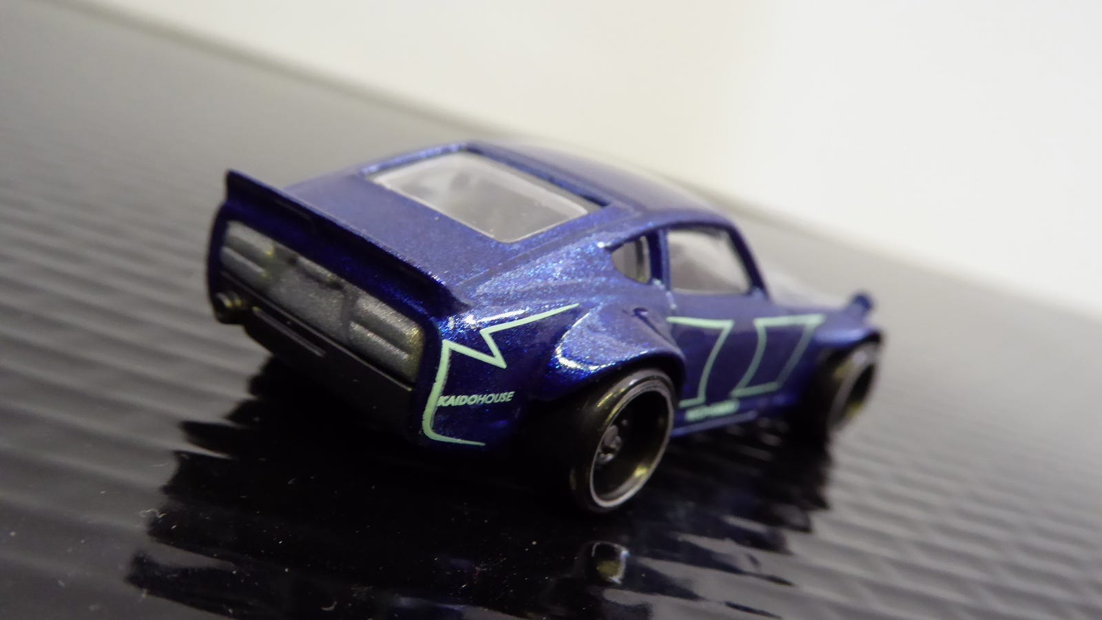 Hot Sixty 4th: A Blue Neo Kaido Datsun