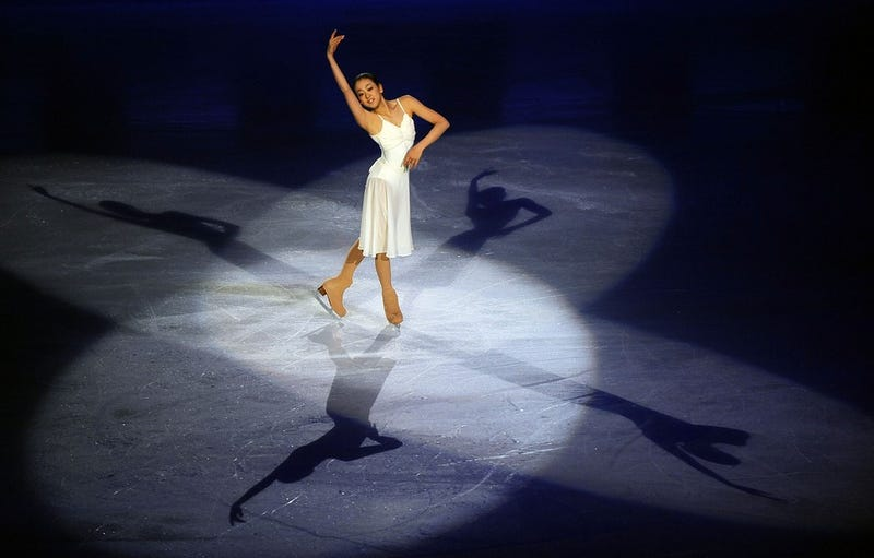 Illustration for article titled Mao Asada Is Probably Not Skating To __________