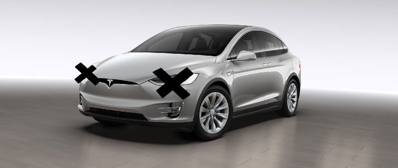 Illustration for article titled Tesla Killed The Cheapest Model X Just Three Months After Introducing It