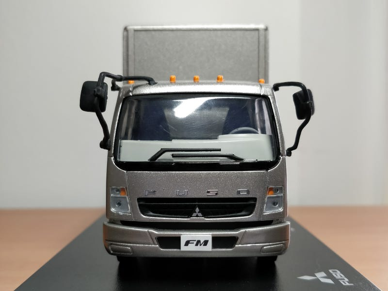 Illustration for article titled Mitsubishi Fuso FK/FM Review