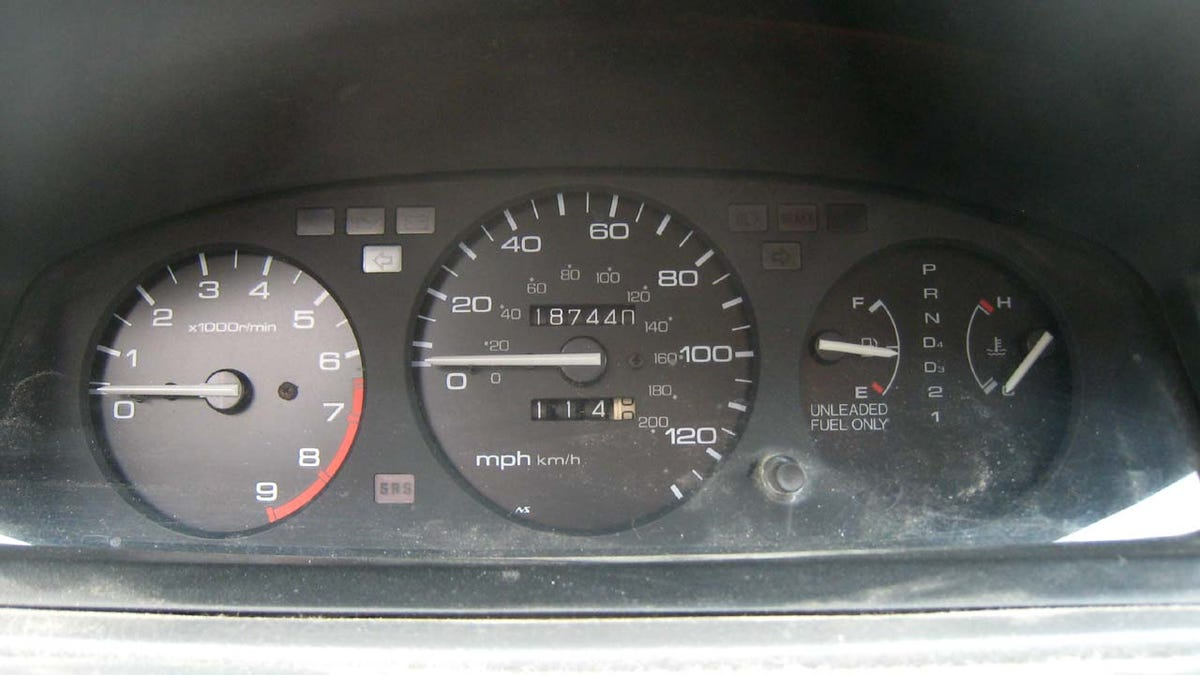 Adventures In Speedometer Replacement Or How Honda Builds Good 1996 Civic Fuel Gauge Stuff For Cheap