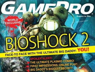 Illustration for article titled First Look At BioShock 2's New Big Daddy