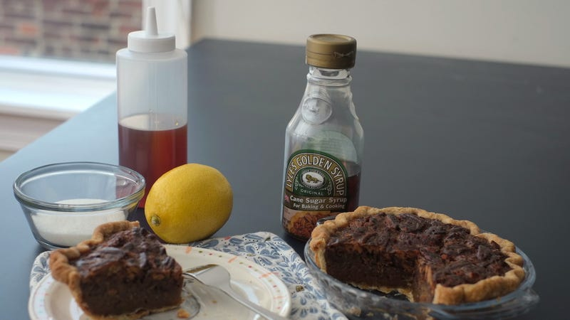 Make Your Own Golden Syrup for the Best Pecan Pie of Your Life