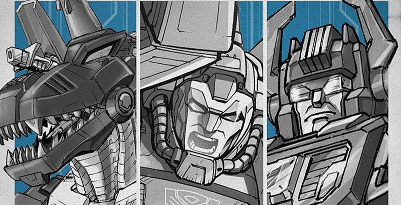 Illustration for article titled Transformers Fans Have A Very Big Decision To Make
