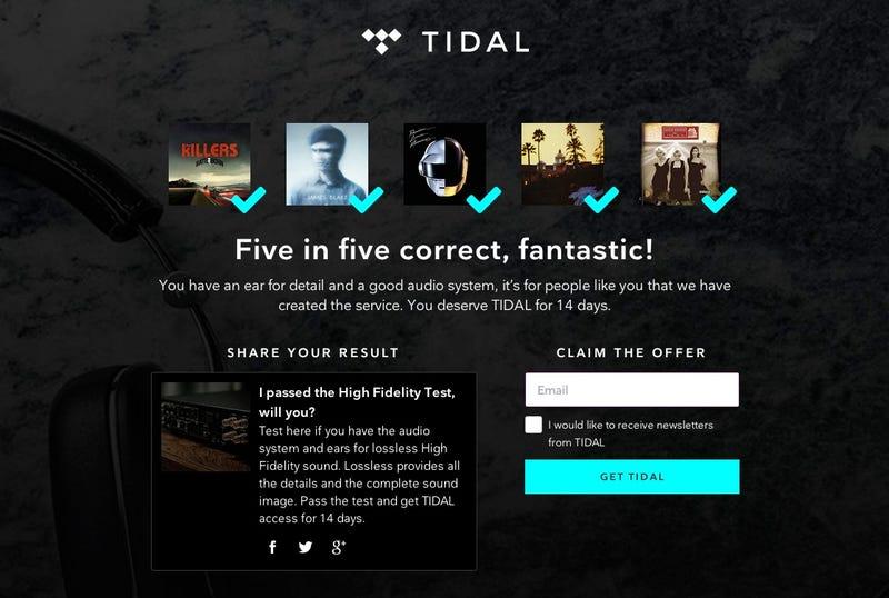 ¿Eres capaz de distinguir música en alta definición? Haz la prueba